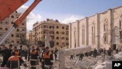 کشته شدن حد اقل 25 تن در سوریه