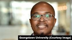 Cedric Asiavugwa was a third-year law student in Washington.