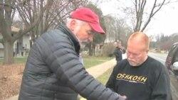Кампания против губернатора Висконсина
