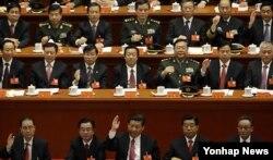 지난 2012년 11월 제18차 중국 공산당 전국대표대회(당대회)가 베이징에서 열렸다.