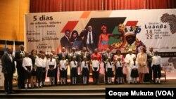 Bienal de Luanda promove cultura de paz