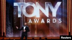Tony Night Celebrates Broadway's Best