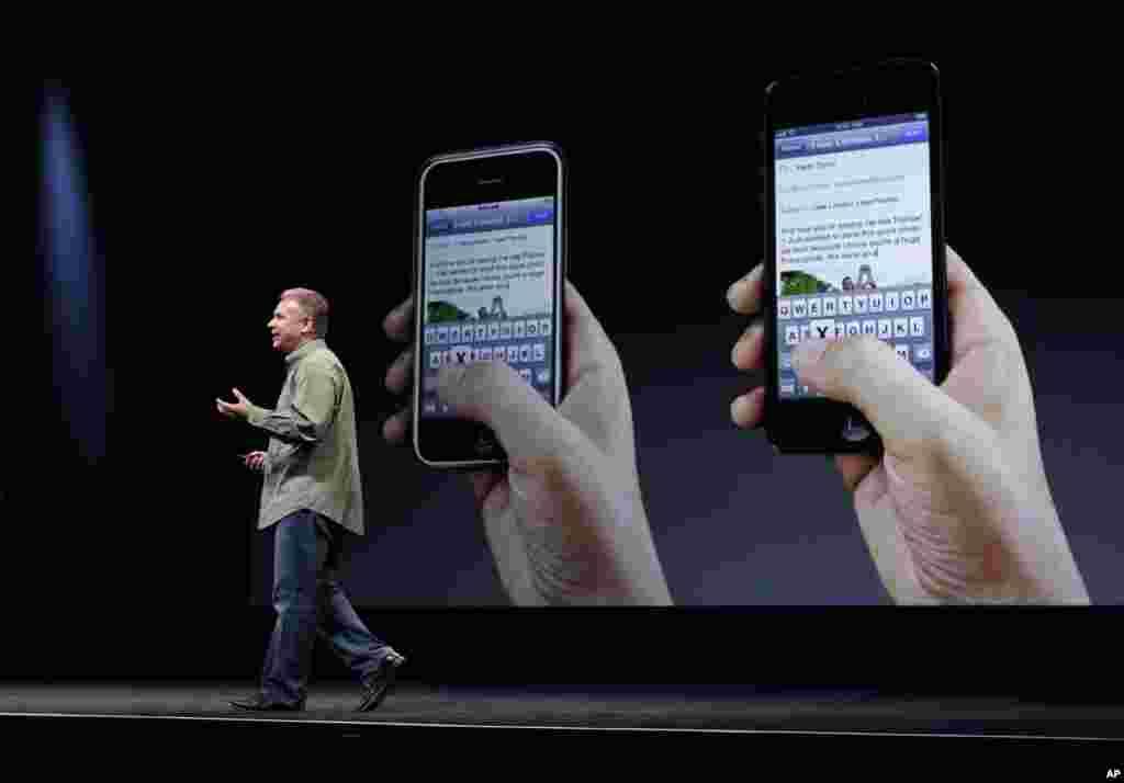 En tanto, las versiones anteriores del iPhone quedaron a precios más bajos: el iPhone 4S de 16GB costará 99 dólares y el iPhone 4 será de costo cero.