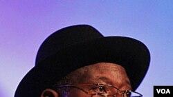Presiden Goodluck Jonathan memerintahkan pihak keamanan untuk mencari dalang di balik kerusuhan di Nigeria (foto: dok).