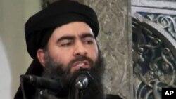 Shugaban ISIS Abu Bakr al-Baghdadi