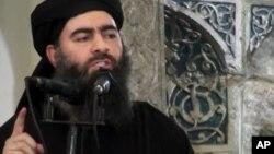 Le chef du groupe d'Etat islamique, Abu Bakr al-Baghdadi, a publié un nouveau message encourageant ses partisans à poursuivre la lutte pour la ville de Mossoul.