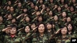 Janubiy Koreya armiyasining zaxira qismlari