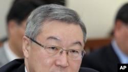 김성환 외교통상부 장관