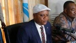 Boyokani CACH-FCC ekomi wapi nsima na bokweyisami ya Kabund? (Prés. Gr. parlementaire UDPS)