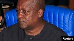 Shugaban Ghana John Dramani Mahama kuma shugaban ECOWAS