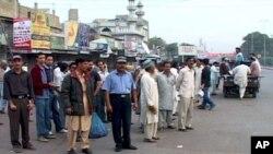 کراچی : ٹرانسپورٹ ہڑتال ، شہریوں کو مشکلات کا سامنا