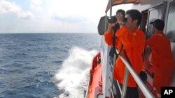 Tàu của Indonesia tham gia cuộc truy tìm máy bay của hãng hàng không Malaysian Airlines bị mất tích