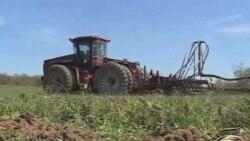 Спутниковая навигация на службе фермеров