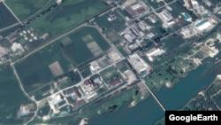 تصویر ماهواره ای از تاسیسات هسته ای یونگ بیون کره شمالی - آرشیو
