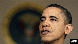 Prezident Obama İran hökumətini nümayişləri dağıtdığına görə tənqid edib