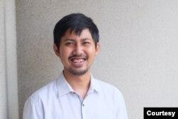 Kandidat PhD Ilmu Kedokteran Universitas Kobe Jepang, dr. Adam Prabata. (Foto: pribadi).
