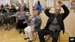 Angka harapan hidup warga AS kini mencapai hampir 79 tahun (foto: dok).