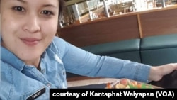 Kantaphat Waiyapan, a 30-year-old Thai sushi restaurant manager in South Lake City, Utah