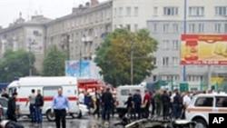 شمالی روس میں خودکش بم دھماکے میں مرنے والوں کی تعداد میں اضافہ