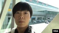 VOA连线(李爱杰):李爱杰华府行,呼吁关注张海涛