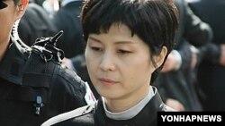 대한항공기 폭파 사건의 범인인 김현희 씨. (자료사진)