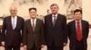 توافق نشست چهارجانبه بیجینگ بر آغاز مذاکرات بینالافغانی