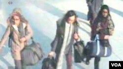 英國三少女現身錄像疑加入恐怖組織