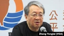 台灣青年反共救國團理事長 林保華