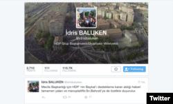 HDP'den İdris Baluken CHP'nin Meclis Başkanı adayı Deniz Baykal'a oy vermeyeceklerini söylüyor