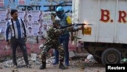 نئی دہلی کے مسلم اکثریتی علاقے مظاہروں کا گڑھ ہیں۔