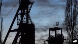 烏克蘭東部礦產豐富的頓涅茨克地區