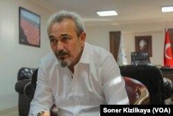 İzmir Barosu Başkanı Özkan Yücel