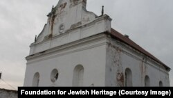 The project to save the Great Synagogue of Slonim in Belarus has attracted interest locally and internationally.