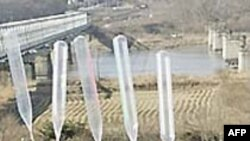 Bắc Triều Tiên yêu cầu miền Nam ngăn các vụ rải truyền đơn