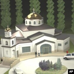 Η πρώτη Ελληνική εκκλησία της Αλάσκα