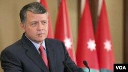 Raja Yordania, Abdullah