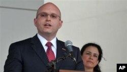 Рикер: САД се залагаат Македонија да ги изгради и зајакне евроатлантските вредности