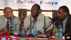 Dood-Wadaaga VOA ee Nairobi