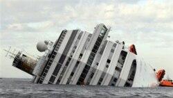 گارد ساحلی: کاپيتان کشتی واژگون شده از دستور بازگشت به کشتی سرپيچی کرد