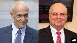 Майкл Чертофф і Майкл Гейден