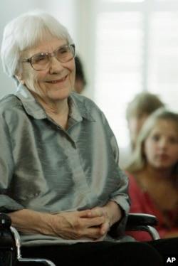 Nữ tác giả Harper Lee