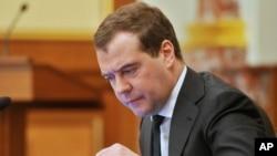 Lệnh do Thủ tướng Dmitry Medvedev ký được đăng tải ngày hôm nay trên web site của chính phủ Nga