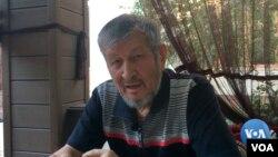 """Samandar Qo'qonov """"Amerika Ovozi"""" bilan suhbatda, Toshkent, 12-iyul, 2019"""