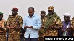 Boubou Cissé, le Premier ministre malien. (VOA/ Service bambara)