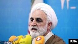 Phát ngôn viên ngành tư pháp Iran Mohseni Ejeie