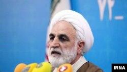 غلامحسین محسنی اژه ای، سخنگوی قوه قضاییه ایران