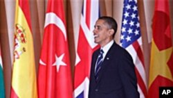 G-20 ထိပ္သီးေတြ ကုန္သြယ္ေရးကိစၥ သေဘာကဲြ