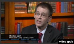Thomas Carr (VOA/Videograb)