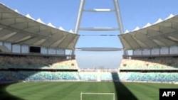 Nhân viên phục vụ sân vận động World Cup đình công