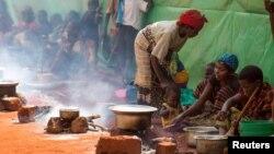 Burundi က ဒုကၡသည္မ်ား